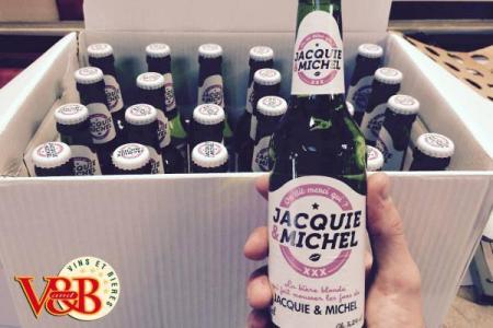 Bières jacquie et michel