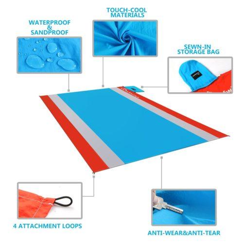 tapis anti sable
