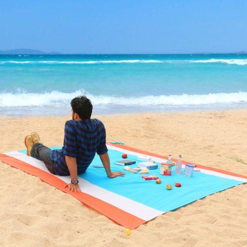 serviette anti sable